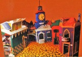 BRAVI MA BASTA Primo album di LMT, 1988 Piazza Centesimo, nella retro - cover, ancora disabitata: #LMT #linoeimistoterital #records #vinyle #plastic #theeighties #80s #bravimabasta #italianrock #model