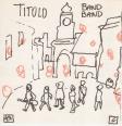 Skarabocchiume con lo spunto per la cover di Bravi Ma Basta #theeighties #80s #bravimabasta #italianrock #disegniGrassilli #graphics