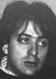 Steve Cotton Job ha evidentemente dato tutto quello che poteva. Dicembre 1990, Ex-Caserme Rosse, Bologna.