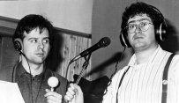 """Philemore & Theodore infestano """"Mangio di tutto"""" di rumoretti, vocine, fastidii vari. Studio SubCave, Bologna, dicembre 1990."""
