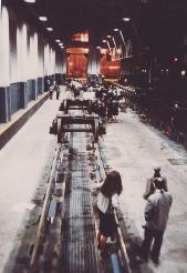 """Festa di presentazione per l'uscita di """"Bravi Ma Basta"""", deposito delle Locomotive FS, Bologna, in via del Lazzaretto, il 25/06/1988. #LMT #Linoeimistoterital #BraviMaBasta #records #vinyle #Eighties #80s'"""